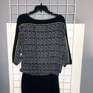 Ann Taylor Trend Work Top Size Large